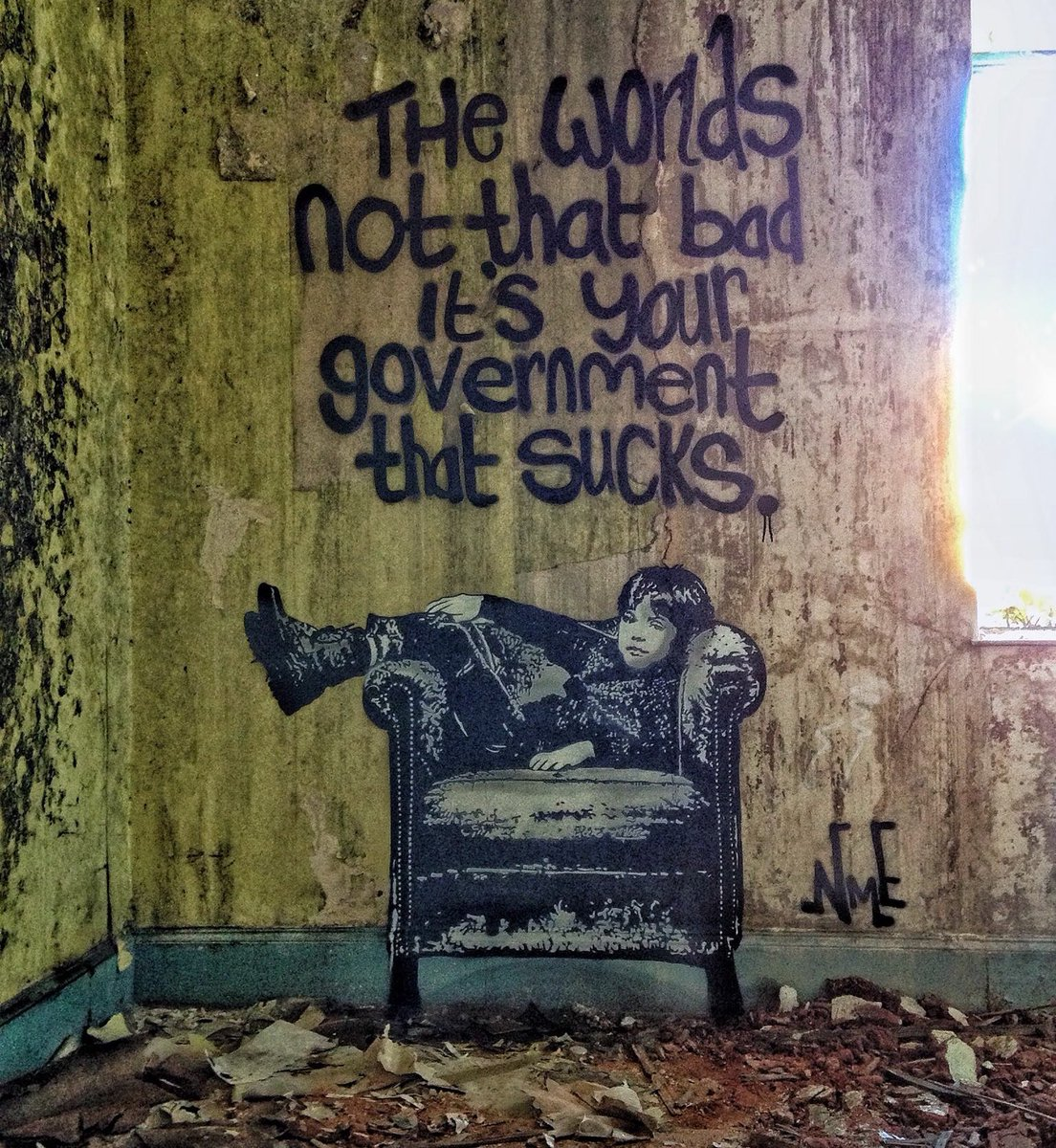 20 brilliant depictions of street art for free thinkers rebels