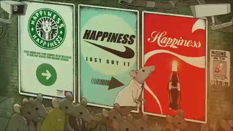 Award Winning Animator's Short Film 'Happiness' Is Absolutely Brilliant Rip-1