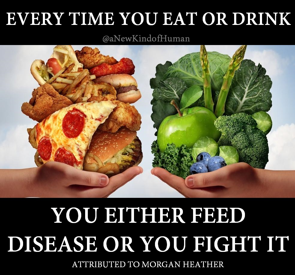 Change diet