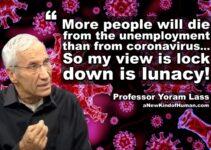 scientists against lockdown